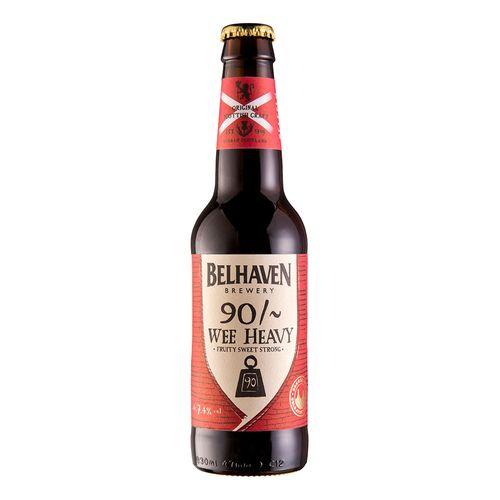 Cerveja-Belhaven-Wee-Heavy-garrafa-330ml