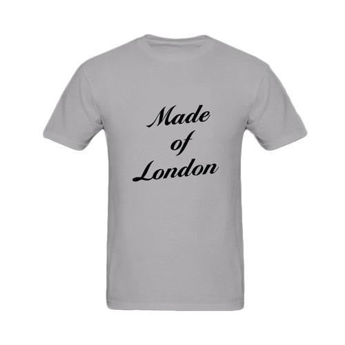 Camiseta-London-pride-cinza-frente