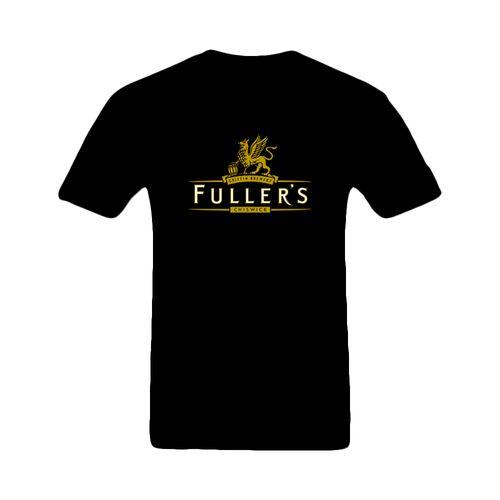 Camiseta-Fullers-M-preta